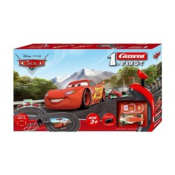 Carrera 1. First Disney Cars Racebaan