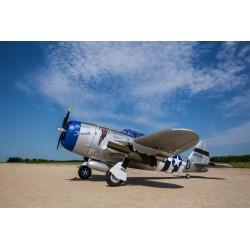 E-flite P-47 D Razorback 1,2m BNF Basic