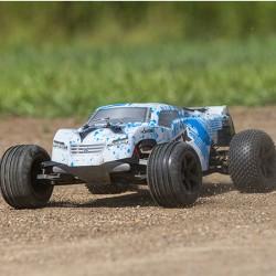 ECX Circuit Stadium Truck 1/10 2WD RTR LIPO Blanc/Bleu
