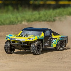 ECX Torment SCT Brushed RTR LiPo Yellow/blue