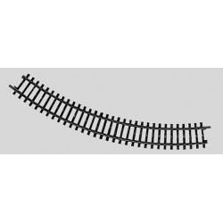 rail k courbe