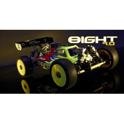 TLR BUGGY 8IGHT 4.0 NITRO KIT