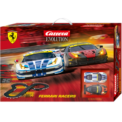 Carrera Evolution Ferrari Racers