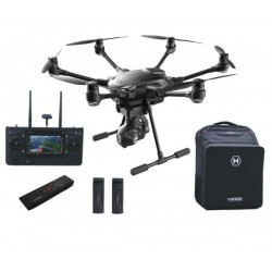 YUNEEC TYPHOON H PRO CG03+ 4K + RADIO ST16 + SAC + WIZARD + 2 BATTERIES RTF