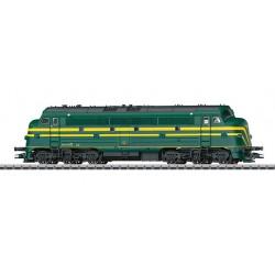 39676 Locomotive diesel série 204