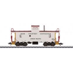 45709 Fourgon pour trains marchandises