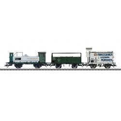 46066 Coffret de wagons marchandises