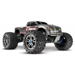 Traxxas E-MAXX 1/10 BRUSHLESS 4WD MAXX MONSTER TRUCK TQI 2,4GHZ + DOCKING BASE
