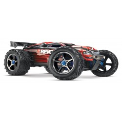 Traxxas E-REVO 1/10 BRUSHLESS 4WD RACING MONSTER TRUCK TQI 2,4GHZ + DOCKING BASE