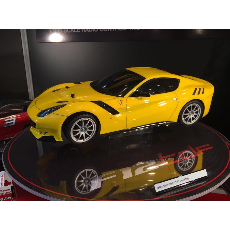 tamiya tt 02 ferrari f12 tdf kit 58644 art technic mod lisme. Black Bedroom Furniture Sets. Home Design Ideas