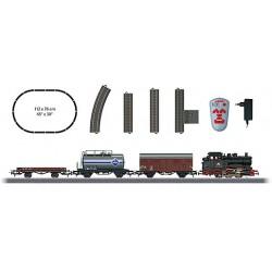 """Marklin 29323 Coffret de départ """"Train marchandises"""". 230 V."""