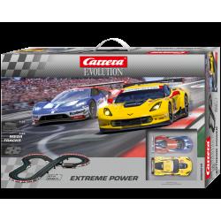 Carrera Evolution Extreme Power Set 25218