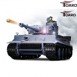Heng Long TIGER tank with metal gears TORRO-EDITION