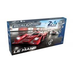 Scalextric C1368 Coffret Le Mans Sports Cars