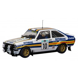 Scalextric Ford Escort MK2
