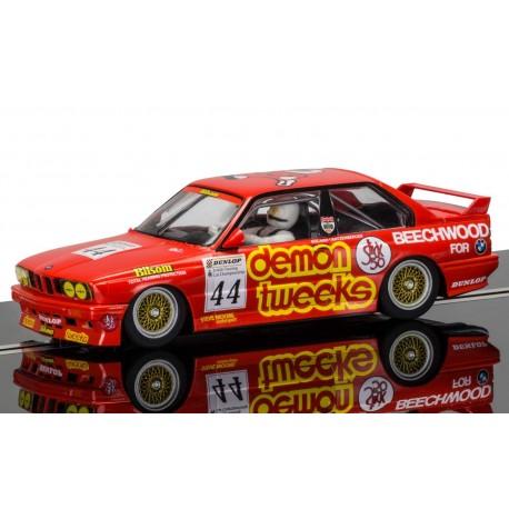 Scalextric BMW E30 M3 - Roland Ratzenberger, Brands Hatch 1988