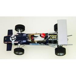 Scalextric Scalextric Lotus 49B Rob Walker Racing No.22 Jo Siffert British GP 1968 (C3413)