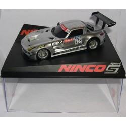 Ninco Mercedes SLS GT3 Postbrief Silver (55050)