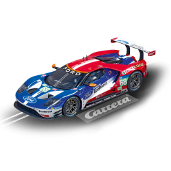 "Carrera Digital124 FORD GT RACE CAR ""NO.68"""
