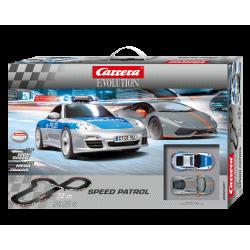 Circuit Carrera 132 evolution SPEED PATROL