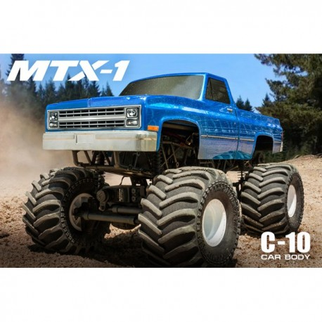 MST MTX-1 MONSTER TRUCK BRUSHLESS RTR 533601