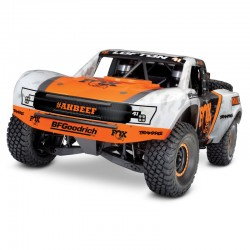 TRAXXAS UNLIMITED DESERT RACER VXL TQI RTR 85076-4