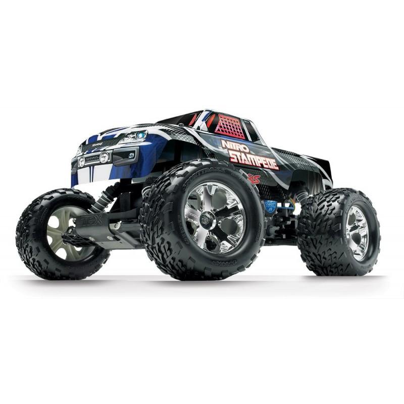 Traxxas NITRO STAMPEDE 1/10 Pro .15 2WD Monster truck ...