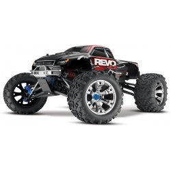 Traxxas REVO 3.3 1/10 TRX 3.3 4WD MONSTER TRUCK WITH REVERSE TQ1 2,4GHZ