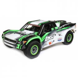 LOSI SUPER BAJA REY 4WD AVC RTR LOS05013