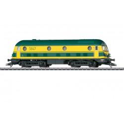 Marklin 37277 Locomotive diesel série 59