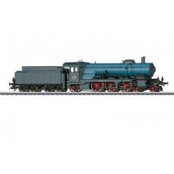 Marklin 37118 Locomotive à vapeur série C pour trains rapides