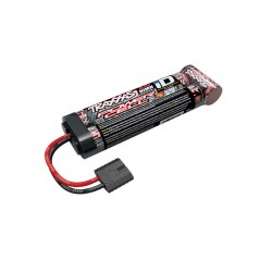 TRAXXAS ACCU 8.4V POWER CELL 5 5000MAH NIMH STRAIGHT ID 2960X