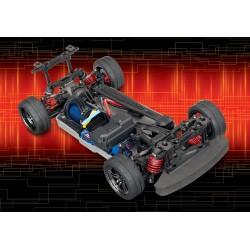 TRAXXAS 4-TEC 2.0 VXL TSM ARTR 83076-4