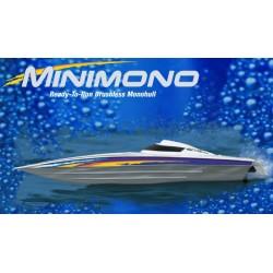 Aquacraft - MiniMono Raceboat 2.4 RTR