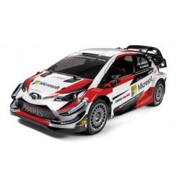 TAMIYA TT-02 TOYOTA YARIS WRC GAZOO RACING KIT 58659