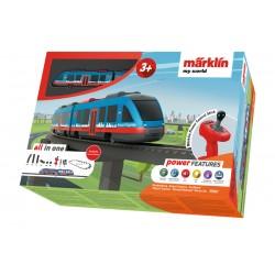 "marklin 29307 my world - Coffret de départ ""Airport Express - chemin de fer aérien"""