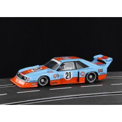 Sideways HC05 Ford Mustang Turbo Édition Gulf Livery n°21 – HC05 - Limited 1008 pcs