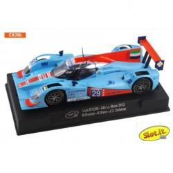 Slot.it CA39b Lola B12/80 n.29 24h Le Mans 2012