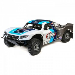 Losi 1/5 5ive-T 2.0 4wd SCT Gas BND: Grey/Blue/White