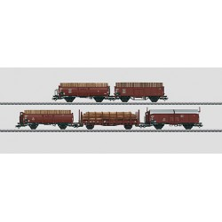 Marklin 46192 Coffret de wagons marchandises