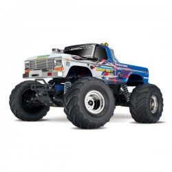 TRAXXAS Monster Truck Bigfoot No. 1 Ford 2wd Brushed TQ iD RTR 36034-1
