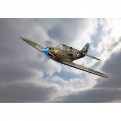 E-Flite P-39 Airacobra 1.2m BNF Basic mit AS3X und SAFE Select (EFL9150)