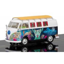 Scalextric 3755 Volkswagen Panel Van rouge