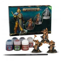 Warhammer Stormcast Eternals et set de peinture 60-10-17
