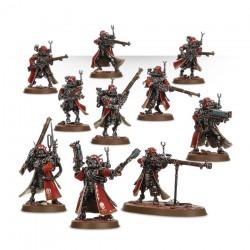 Warhammer 40K Adeptus Mechanicus Skitarii Rangers 59-10