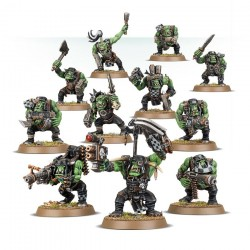 Warhammer 40K Ork Boyz 50-10