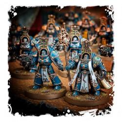 Warhammer 40K Space Marine du Chaos THOUSANDSONS SCARAB OCCULT TERMINATORS 43-36