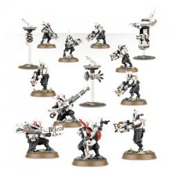 Warhammer 40K Tau Empire Pathfinder Team 56-09