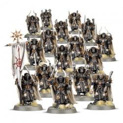 Warhammer Age of Sigmar - Chaos Warriors Regiment 83-06