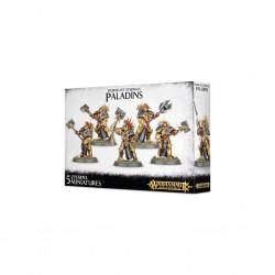 Warhammer Age of Sigmar : Order - Stormcast Eternals Paladins 96-12